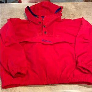 Youth Columbia jacket size 18/20